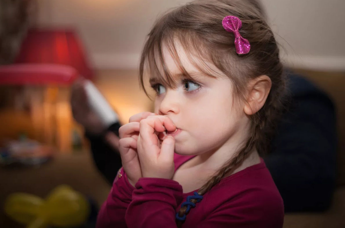 bambini iperattiva
