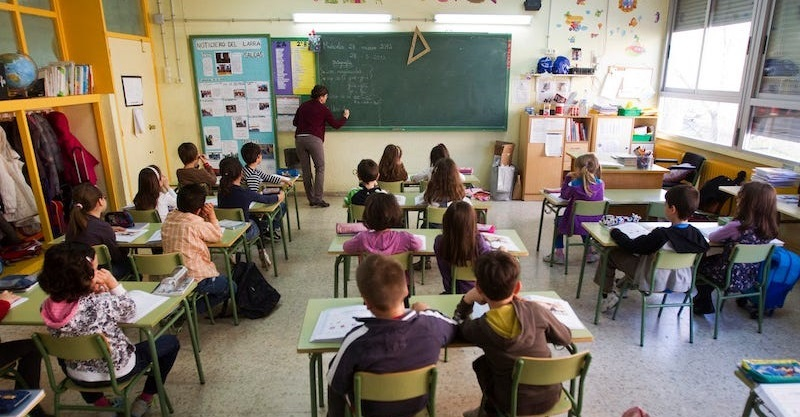 Maestra di inglese